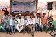 హైదరాబాద్ : ఓయూ విద్యార్థుల నిరాహారదీక్ష