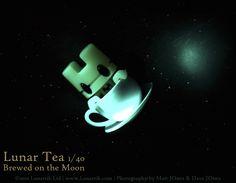 Lunar Tea by Lunartik