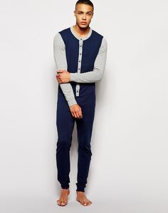 ASOS Grandad Onesie | 33 Cozy Onesies That Are Better Than A Winter Boyfriend