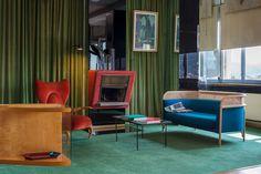 Gebruder Thonet Vienna, TARGA Sofa Design by GamFratesi | Yellowtrace