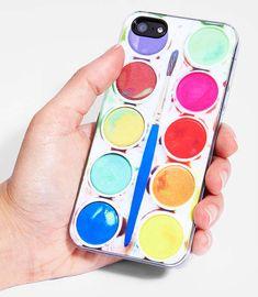 Paint Palette Phone Cases