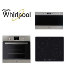 Pack WHIRLPOOL Encastrable Four+Micro Ondes+Plaque   Achat / Vente LOT  APPAREIL CUISSON Pack WHIRLPOOL   Cdiscount Soldes_819 EUROS