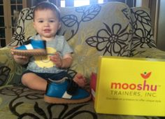 Holden + New Mooshu Trainers