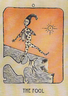 The Way of the Fool Tarot (Japanese woodblock style prints by Beatriz Inglessis) Tarot The Fool, Tarot Major Arcana, Tarot Card Meanings, Tarot Card Decks, Tarot Spreads, Oracle Cards, Archetypes, Deck Of Cards, Decks
