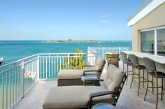 Pier House Resort and Caribbean Spa in Key West, Florida.