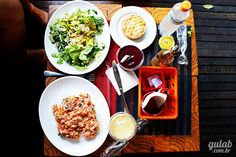 Jaeé: fast food saudável no Leblon - Gulab