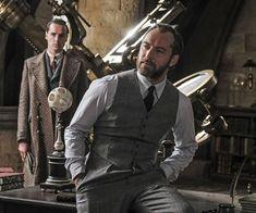 Jude Law über den jungen Dumblebdore
