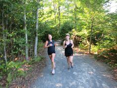 Run-cation in the Poconos