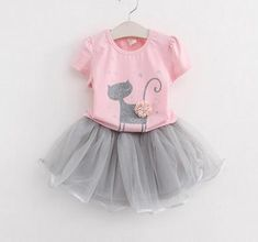 b2e703a484ab0 42 Best #baby girl dress images in 2018 | Baby girl clothing, Baby ...