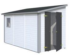 Smart Extend redskapsbod 5,5 m2