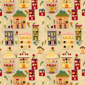 Julie 1971 fabric by juliamonroe for sale on Spoonflower - custom fabric, wallpaper and wall decals