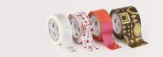 telegrampapergoods.com - Masking Tape MT - Telegram Paper Goods - washi tape