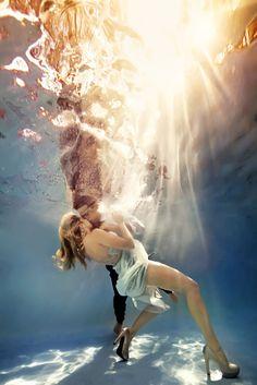 Resultado de imagen para boda bajo el agua