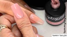 ♡ Tammy Taylor BUT FIRST, COFFEE! Gelegance Gel Polish Collection Nail Demo