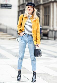 From rock to festival, this is your must-read fashion guide on what to wear to any type of music concert and still look cool. Doc Martens, Stylish Girl, Stylish Outfits, Cool Outfits, Denim Outfits, Sport Chic, Topshop Boutique, Top Street Style, Street Looks
