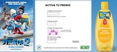 El champú Johnson´s Baby te regala entradas de cine para ver la película de Los Pitufos 2.  Más información aquí: http://www.baratuni.es/2013/07/regalos-directos-johnsons-baby-entrada-cine-gratis-los-pitufos-2.html  #pitufos2 #cine #champú #johnsonsbaby #baratuni #regalos