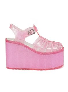 http://unifclothing.com/shop-all-shoes/hella-jelly-platforms-pink-glitter
