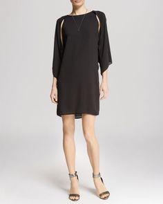 Halston Heritage Dress - Kimono Sleeve