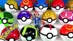 Pokebolas Sorpresa Pokémon Go Pokeballs o Pokebalas de Colores de Verdad...
