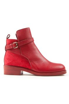 Want! Clover Boots by Acne Studios at Opening Ceremony