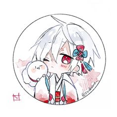 Chibi Boy, Cute Anime Chibi, Kawaii Chibi, Chica Anime Manga, Cute Anime Boy, Anime Art Girl, Kawaii Anime, Anime Guys, Anime Zombie