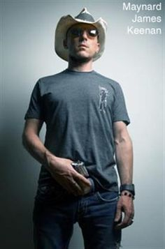 maynard james Keenan lead singer of Tool, A perfect circle and puscifer. Most genius song writer ever
