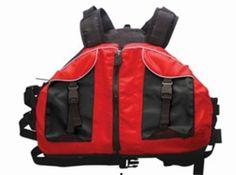 Kayak Life Vest, Sport life Vest,UNIVERSAL LIFE JACKET - Adjustable Kayaking