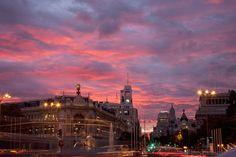 Se busca el mejor cielo de Madrid   Secretos de Madrid