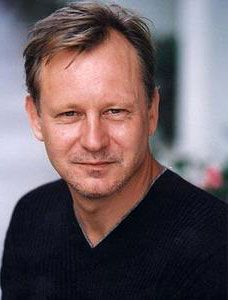 Stellan Skarsgard. If this is what Alex will look like in a few years then I'm completely content! :)