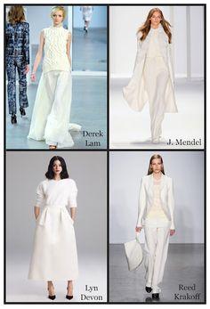 #fall fashion 2012- Winter Whites