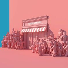 Colorful Surreal Scenes By Artist Lee Sol | iGNANT.de