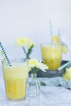 Ananas-Kokos-Drink
