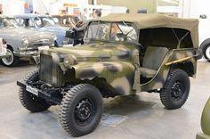 ГАЗ-64 - военный автомобиль
