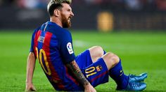Lionel Messi will be out for three weeks after suffering a groin strain in…