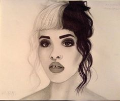 Image result for melanie martinez drawing