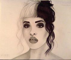Resultado de imagen de melanie martinez drawing