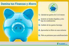 Domina tus #finanzas y #ahorro con estos 5 tips para tener ahorros de #emergencia:  http://blog.kueski.com/tips-financieros/tips-para-ahorro-en-emergencias/