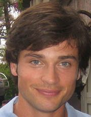 Tom Welling  played young Clark Kent on the television show Smallville, which is a Superman origin story. Welling moved around the country a lot because of his dad's job as an executive for General Motors. He was actually born in New  York City and went to High School in Michigan, but in between his family spent some time living in Janesville, Wisconsin.