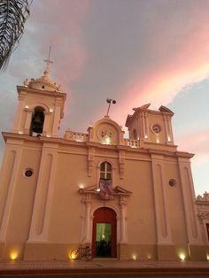 Church @ the Plaza- El Grullo, Jal
