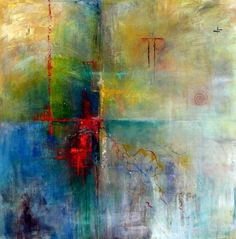 extraordinary abstract art by jeanne bessette