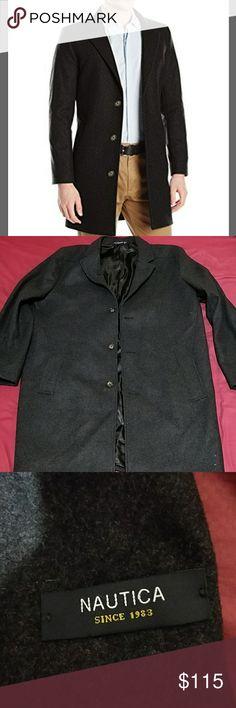 Nautica wool jacket Nautica wool jacket brand new with tags Nautica Jackets & Coats