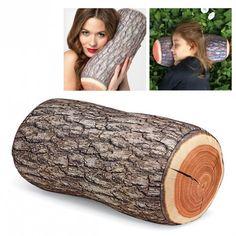 Kütük Yastık Log Pillow