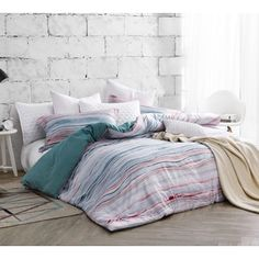 BYB Mixology Comforter (Shams Not Included) | Overstock.com Shopping - The Best Deals on Comforter Sets