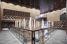 Gallery of CREC Sales Pavilion & Library / Van Wang Architects - 16
