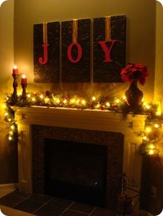 """This """"joy"""" would look good on the sign behind my couch"""