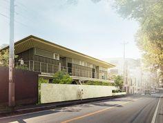 suppose design office 松戸の家  http://www.kenchikukenken.co.jp/works/1042811417/777/