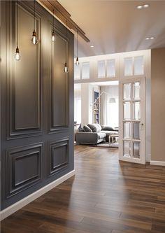 Питерская квартира в пастельных тонах для семьи с ребенком – Красивые квартиры