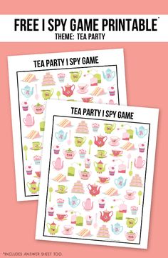 Planning your little girl's first Cocoa Tea Party? Teas The Seaon has outlined the how-to steps and an exampled of a real life Cocoa Tea Party! Tea Party Activities, Tea Party Crafts, Tea Party Games, Tea Party Theme, Tea Party Birthday, Kids Party Games, Craft Party, Pig Birthday, Party Games For Ladies