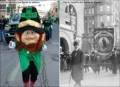Saint-Patricks-Day-Parade-in-America
