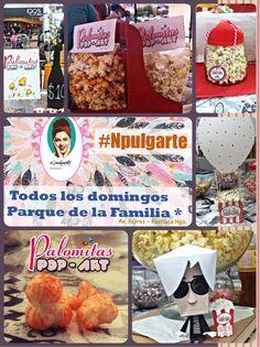 #Npulgarte #BazarItinerante  #PalomitasPopArt #ConsumeLocal #HechoenMéxico  #Pachuca
